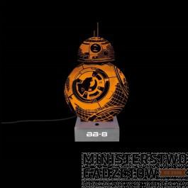 Lampa Star Wars BB-8